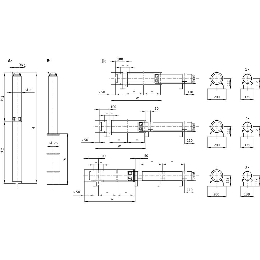 циркуляционный насос wilo-top-rl схема подключения